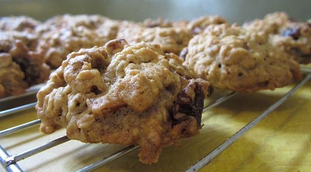 Oatmeal Cake Cookies