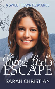 Hired Girl's Escape book cover