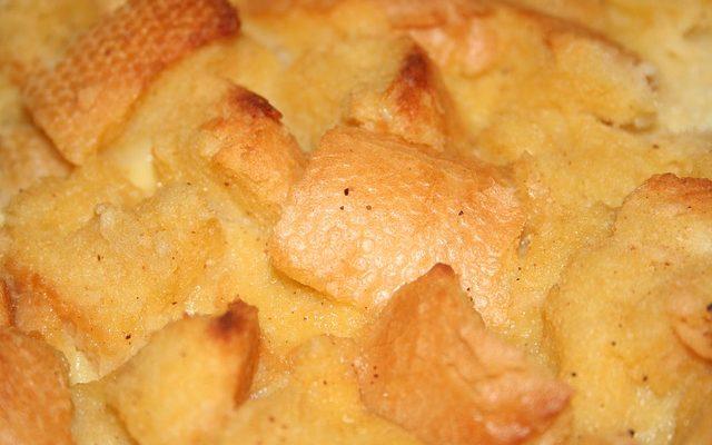 Fake Souffle Casserole