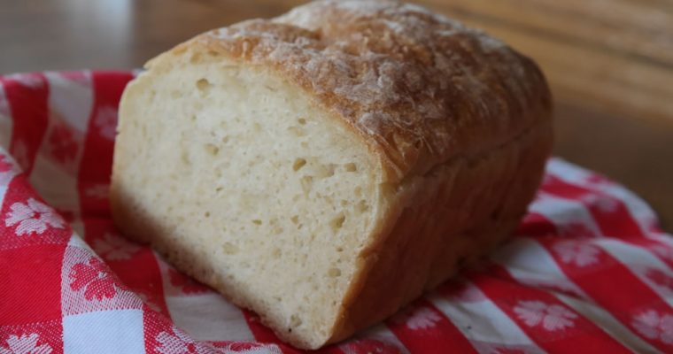 No Knead Bread – Minimal Mess